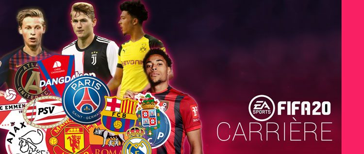 FIFA 20 budget per club carriere modus